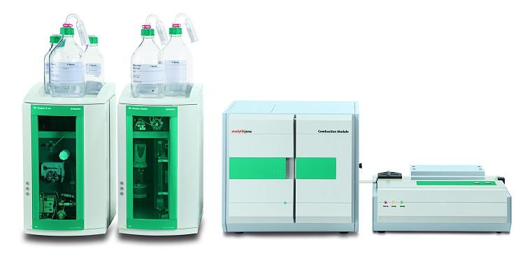 瑞士万通-离子色谱仪-燃烧炉